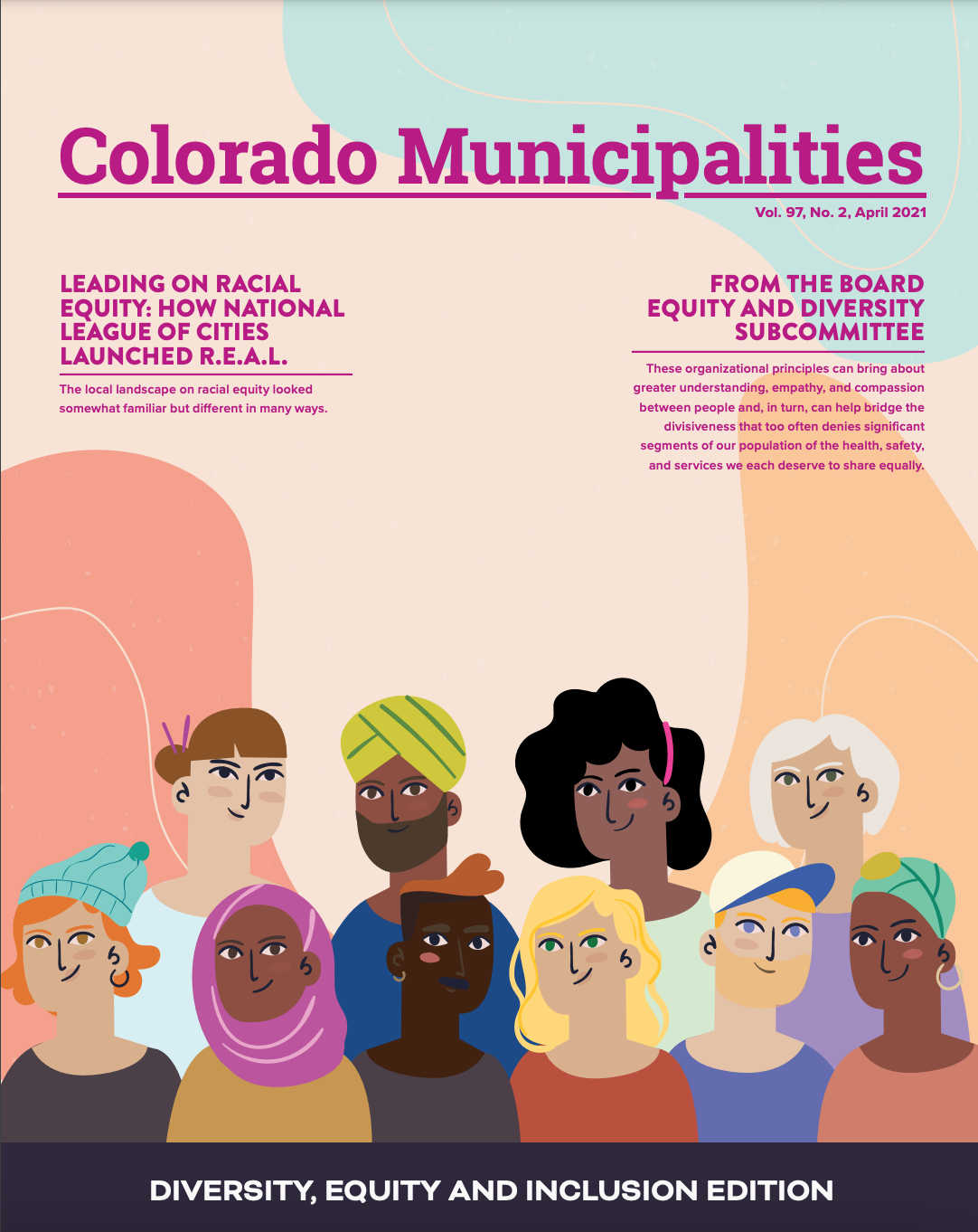 Colorado Municipalities - Equity, diversity and inclusion