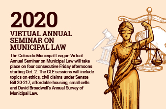2020 Annual Seminar on Municipal Law